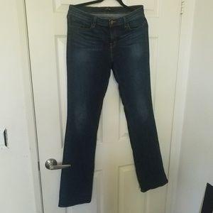 J Brand Jeans Veruca Semi stretch 31 Dark wash